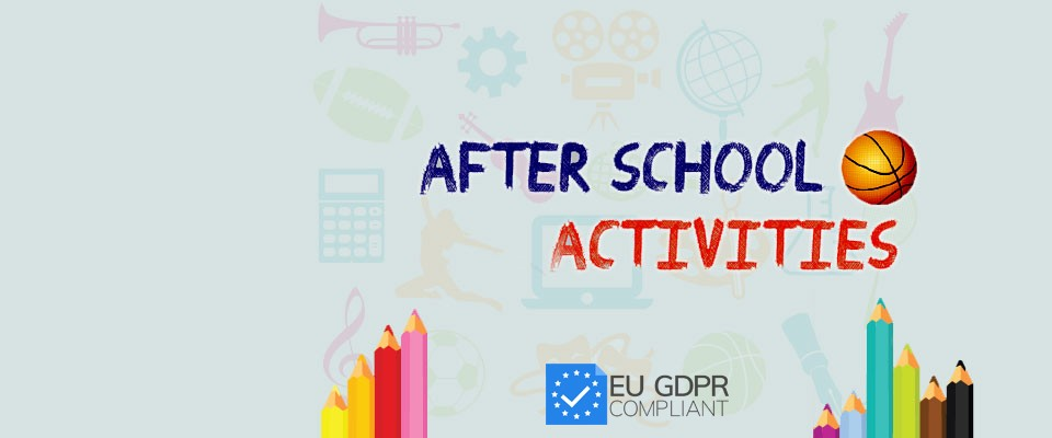 Extra Curricular School ActivitiesComplete with built in ECA / After School Club Signup and Management system